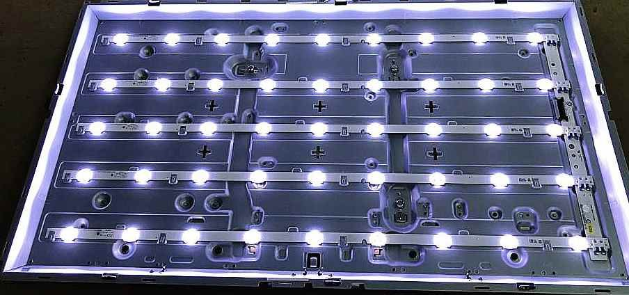 Подсветка телевизора LG
